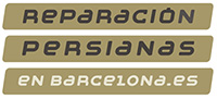 Empresa de reparación de  todo tipo de persianas en Barcelona